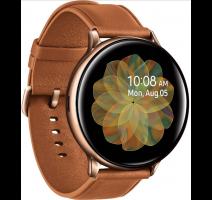Samsung R820 Galaxy Watch Active 2 44mm Stainless Steel Gold obrázek