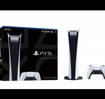 Sony Playstation 5 Digital Edition obrázek