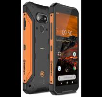 myPhone HAMMER Explorer LTE Orange / oranžový - vodotěsný odolný IP68 (dualSIM) 5000 mAh obrázek