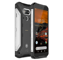 myPhone HAMMER Explorer LTE Silver / stříbrný - vodotěsný odolný IP68 (dualSIM) 5000 mAh obrázek
