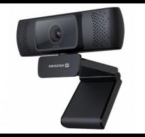 Webkamera s mikrofonem SWISSTEN FHD 1080P obrázek