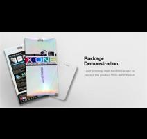 X-One Crystal Clear Ochranná Folie pro Huawei Ascend P7 obrázek