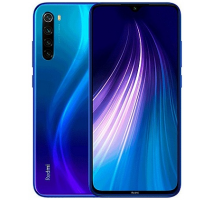 Xiaomi Redmi Note 8 128GB/4GB Neptune Blue CZ LTE (DualSIM) Global obrázek