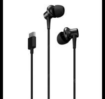 Xiaomi Type C Original Stereo Headset Black (Bulk) obrázek