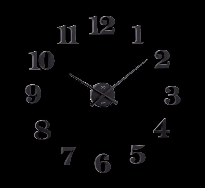 Nalepovací nástěnné hodiny JVD HB13.2