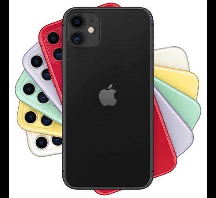 Apple iPhone 11 64GB Black CZ distribuce
