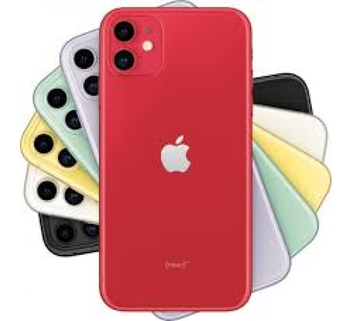 Apple iPhone 11 64GB Red CZ distribuce