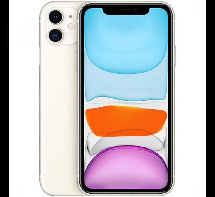 Apple iPhone 11 64GB White CZ distribuce