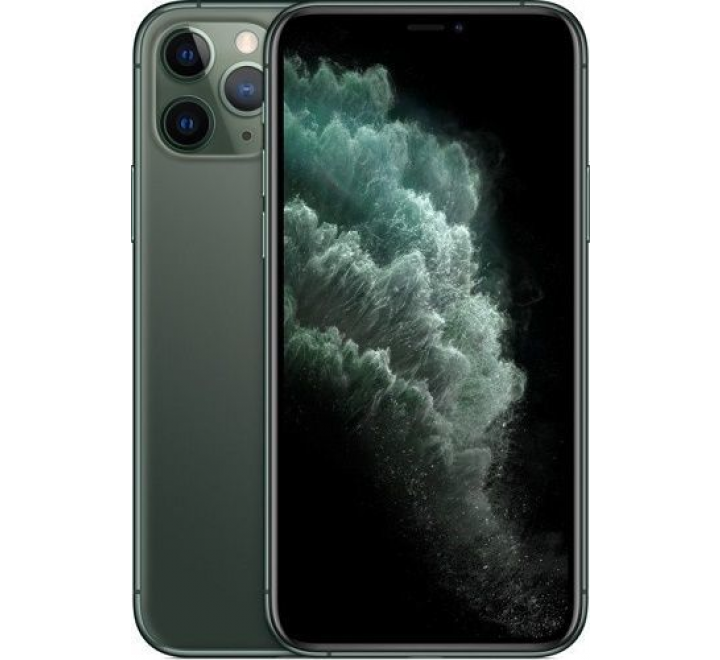 Apple iPhone 11 Pro 256 GB Midnight Green CZ distribuce