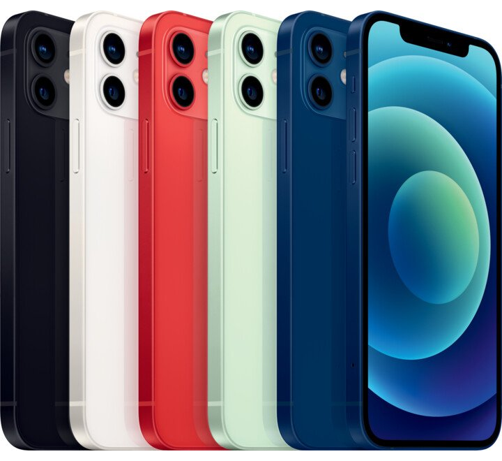 Apple iPhone 12 128GB Blue CZ distribuce