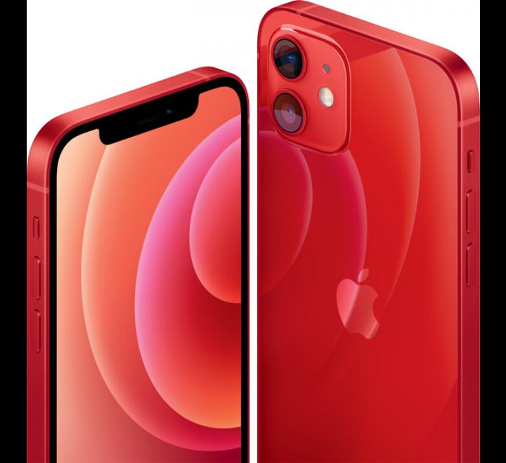 Apple iPhone 12 128GB Red CZ distribuce