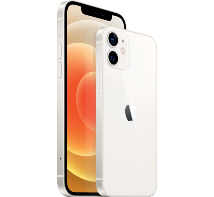 Apple iPhone 12 mini 64GB White CZ distribuce