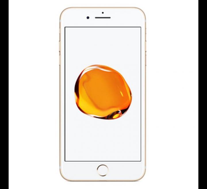 Apple iPhone 7 128 GB Gold CZ distribuce