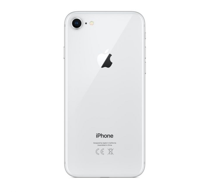 Apple iPhone 8 64GB Silver (bazarový)
