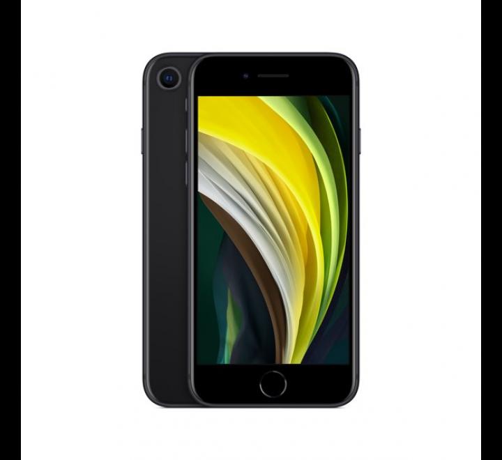 Apple iPhone SE (2020) 128GB Black CZ distribuce