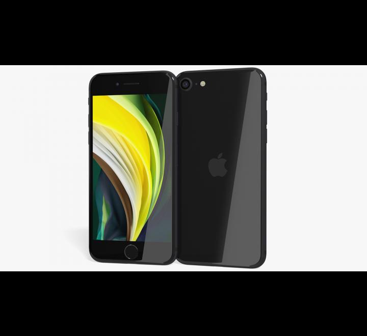 Apple iPhone SE (2020) 64GB Black CZ distribuce