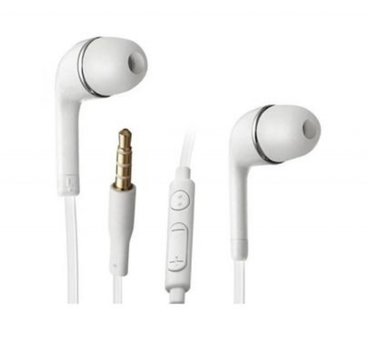 HF Samsung EO-EG900BW stereo, 3,5 jack white/bílá (BULK) S5 G900