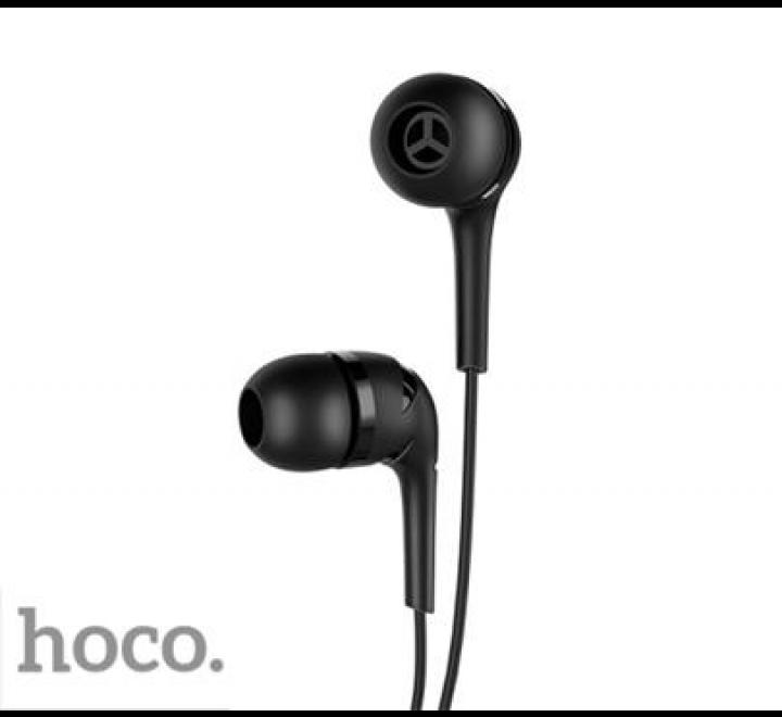 HF, sluchátka HOCO M40 Prosody, stereo, jack 3,5 mm, černá
