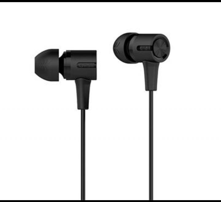 HF, sluchátka UiiSii U7 stereo, Premium Sound Hi-Fi, jack 3,5mm, černá
