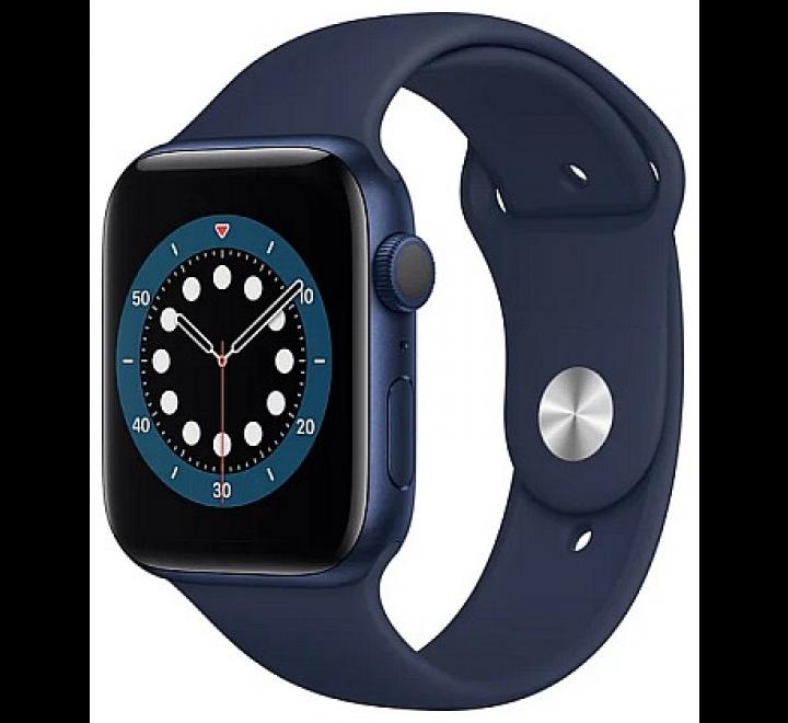 Hodinky Apple Watch Series 6 40mm Blue, Deep Navy Sport pásek (2020)