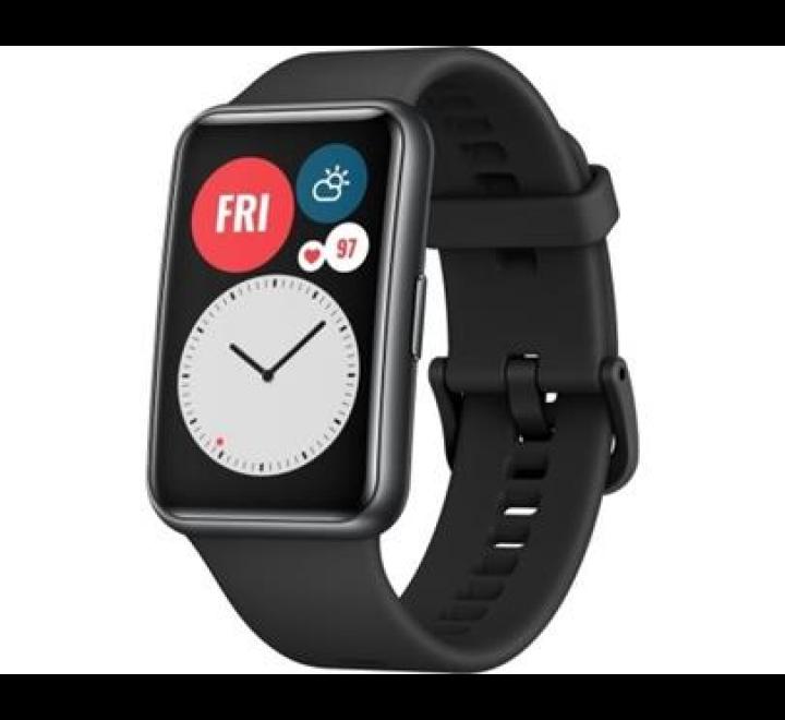 Hodinky Huawei Watch Fit Black