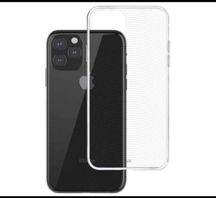 Kryt ochranný 3mk Armor case pro Apple iPhone 11, čirý