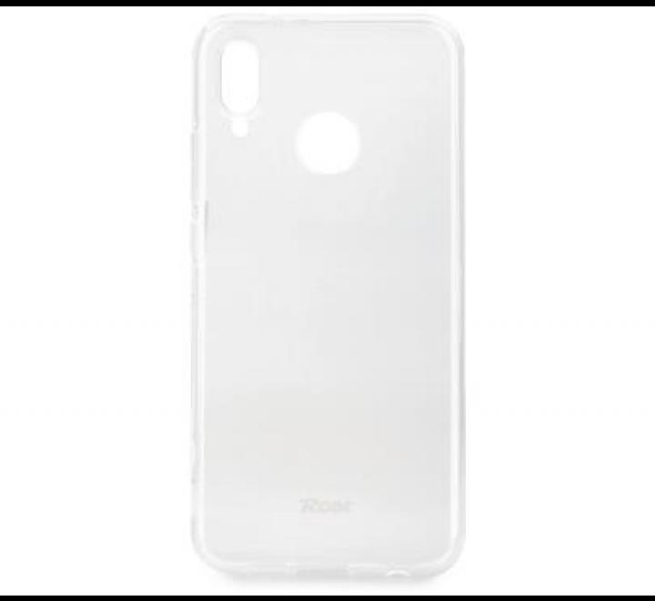 Kryt ochranný Roar pro Huawei P20 Lite, transparent