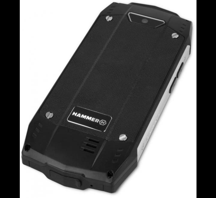 myphone HAMMER 4 Silver / stříbrný - odolný vodotěsný IP68 (dualSIM)