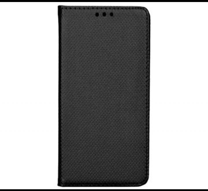 Pouzdro kniha Smart pro Huawei P9 Lite 2017, černá