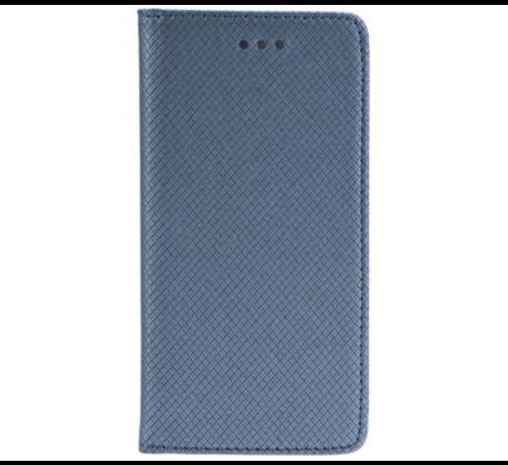 Pouzdro kniha Smart pro Samsung Galaxy A3 2017 (SM-A320), ocelová