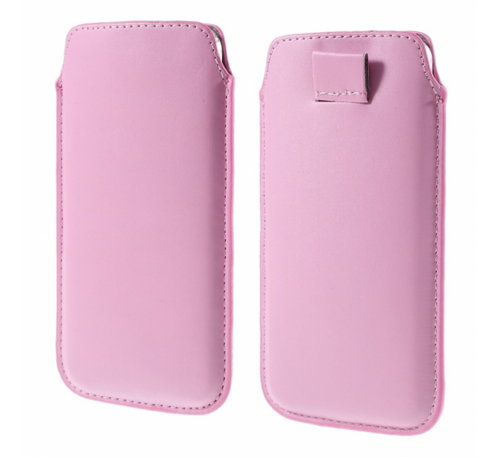 Pouzdro univerzal kapsička 13x7 cm pink or white