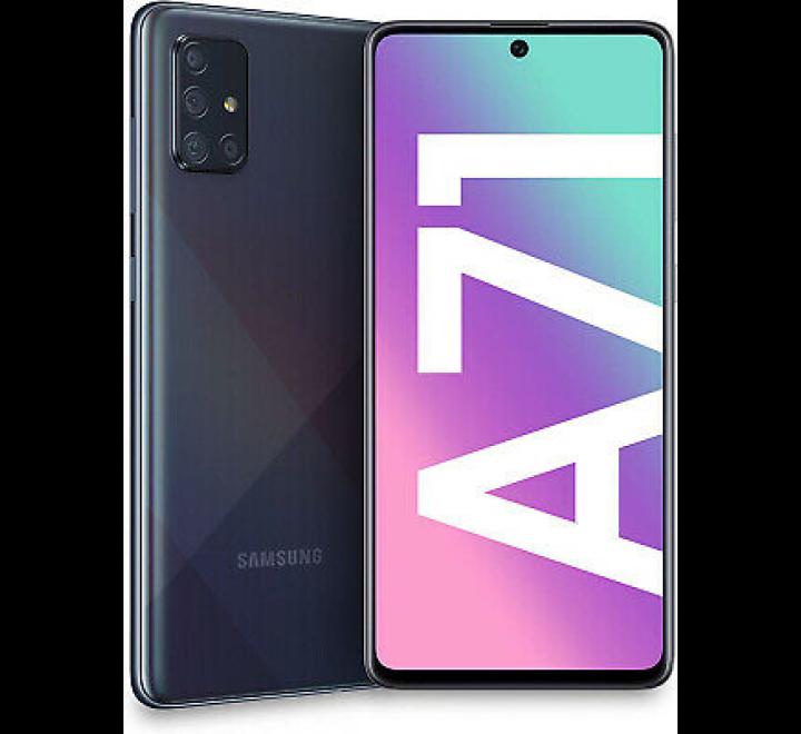 Samsung Galaxy A71 A715F Dual SIM Crush Black