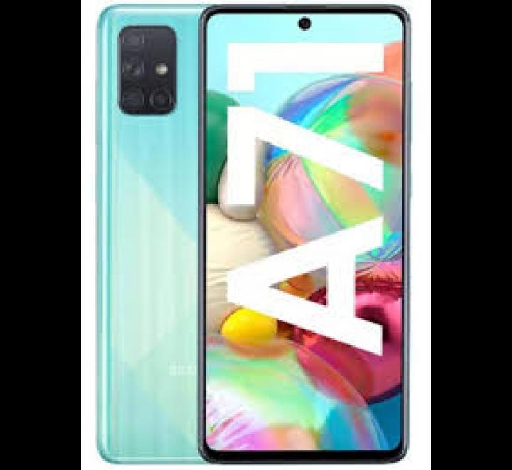 Samsung Galaxy A71 A715F Dual SIM Crush Blue