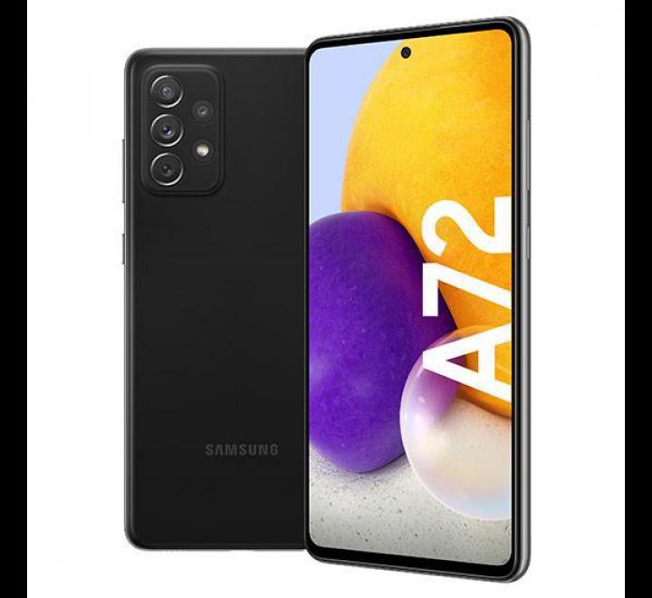 Samsung Galaxy A72 A725F 6GB/128GB Dual SIM Black