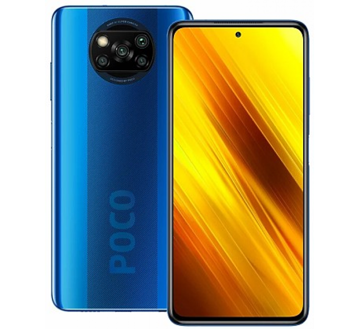 Xiaomi Poco X3 6GB/128GB Cobalt Blue