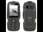 Aligátor R20 eXtremo Dual SIM Black-Green s 4000 mAh baterii