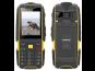 Aligátor R20 eXtremo Dual SIM Black-Yellow s 4000 mAh baterii