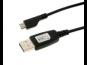 APCBU10BBE Samsung datový kabel microUSB (EU Blister)