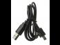 Data kabel ALIGATOR USB - microUSB pro Aligator R5/ RX430 - s prodlouženým konektorem microUSB