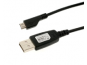 ECC1DU0BBK Samsung datový kabel microUSB (Bulk)