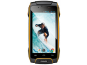 Evolveo SGP-Q8-LTE StrongPhone Q8 LTE Yellow - vodotěsný odolný IP67 (dulaSIM)