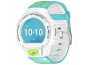 Hodinky Alcatel One Touch Watch GO SM-03 White Green Blue