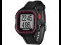 Hodinky GPS Garmin Forerunner 25 Black/Red (vel. XL)