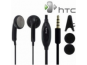 HTC HS G235 (36H00824-03M) Stereo HF 3,5mm Black (Bulk)