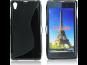 S-CASE Silikonovy Black pro Sony Xperia U ST25i