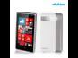 JEKOD TPU Ochranné Pouzdro Black pro Nokia Lumia 820