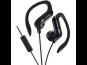 JVC SPORT remote + microphone HA-EBR80-R Black