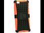 Kryt odolný PANZER pro Samsung Galaxy GRAND PRIME (G530) oranžová