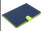 Mercury Fancy Diary Pouzdro pro iPad Navy/Lime