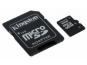 Karta paměť.microSDHC 32GB Kingston adapter class 4 (EU Blister)